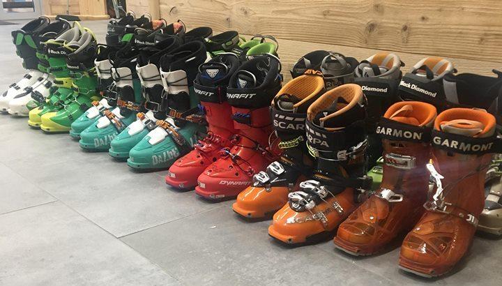 wypożyczalnia nart Wisła Raszka SPORT buty
