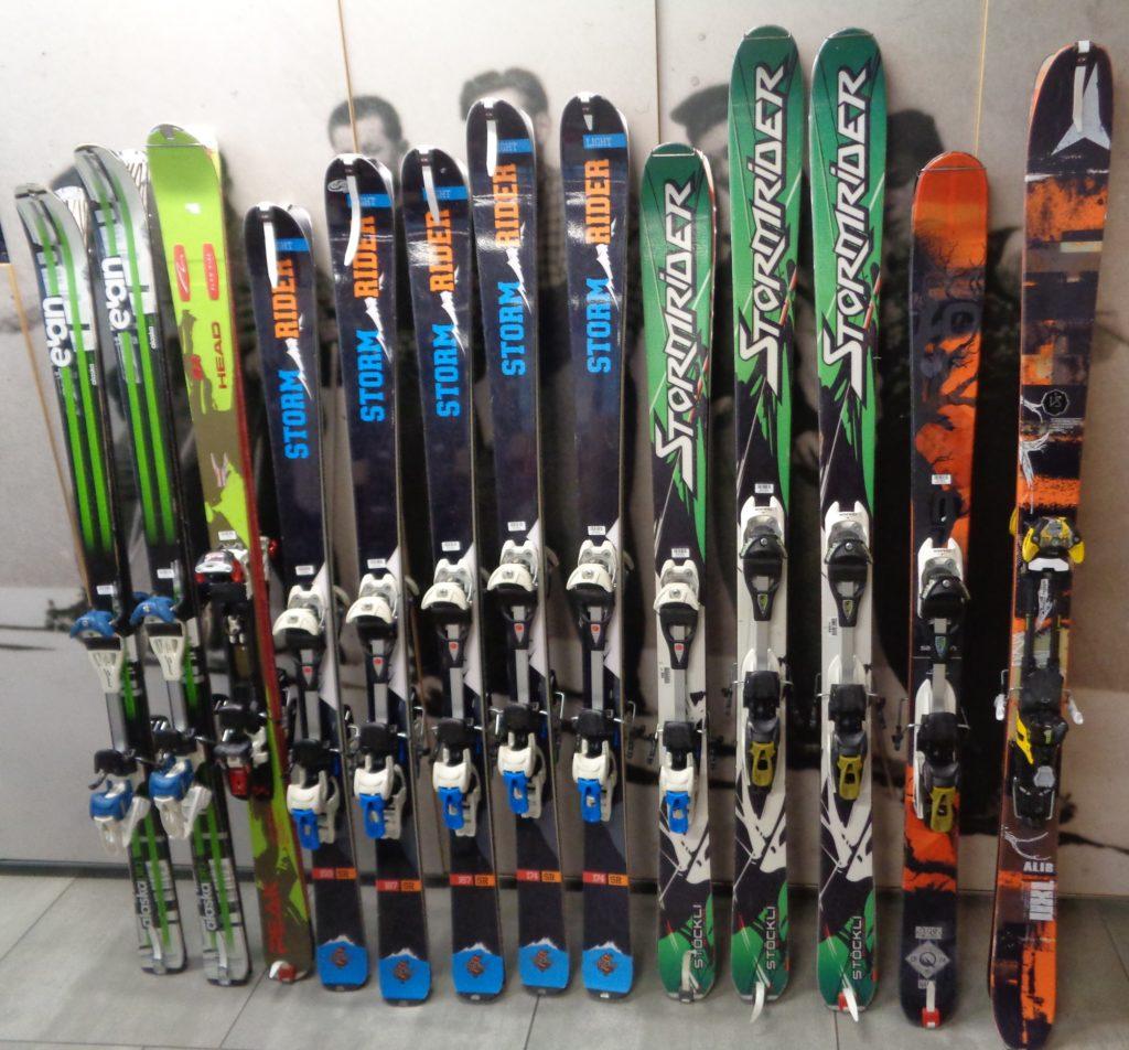 wypożyczalnia nart Szczyrk Raszka SPORT narty